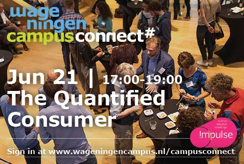 Campus Connect – The Quantified Consumer