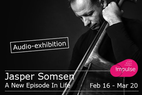 Jasper Somsen 'A New Episode In Live' - audio expo