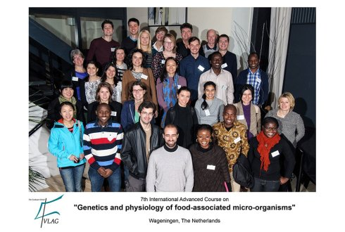 Advanced course on Genetics and physiology of food-associated microorganisms