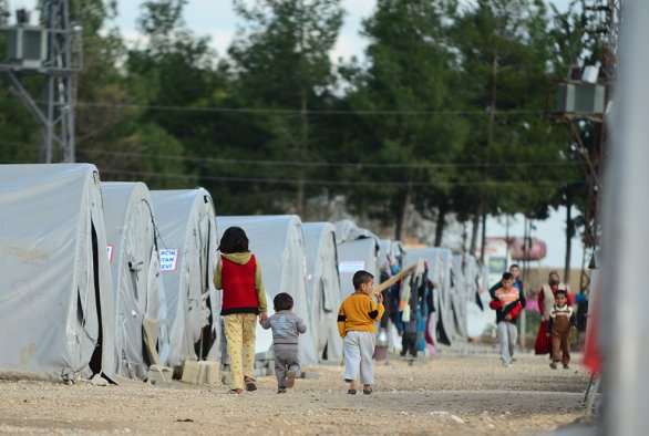 green solutions refugee camps