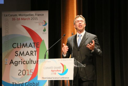 Researchers from Wageningen share knowledge during third 'Global Science Conference on Climate-Smart Agriculture'