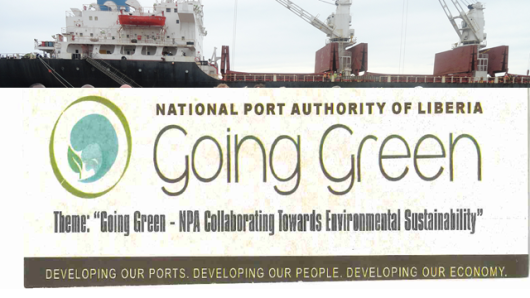 Going Green Port of Liberia