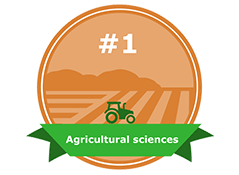 Shanghai Rankings Agricultural Sciences