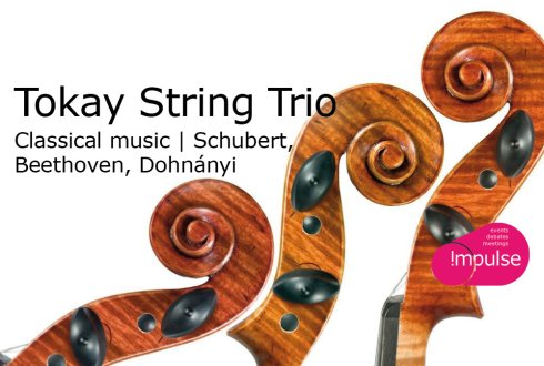 Tokay String Trio.   Classical music: Schubert - Beethoven - Dohnányi