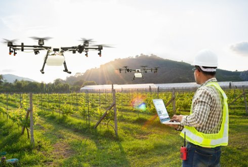 Free online course: prepare and design your agricultural drone mission