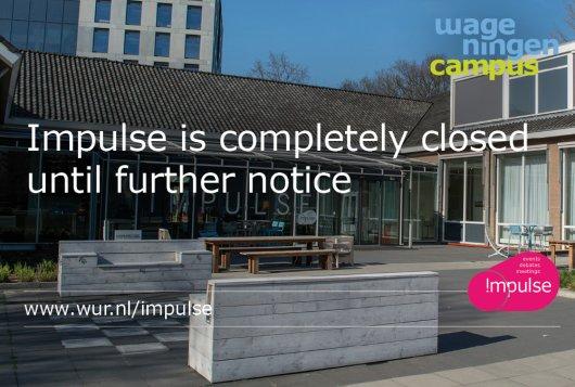 Impulse closed
