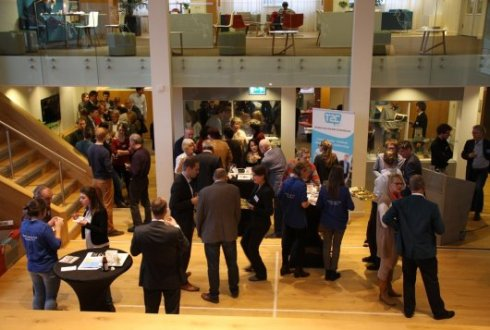Science & Innovatiecafé op Wageningen Campus