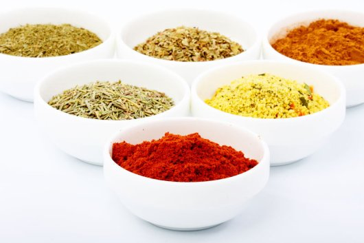 Some spices are also susceptible to fraud
