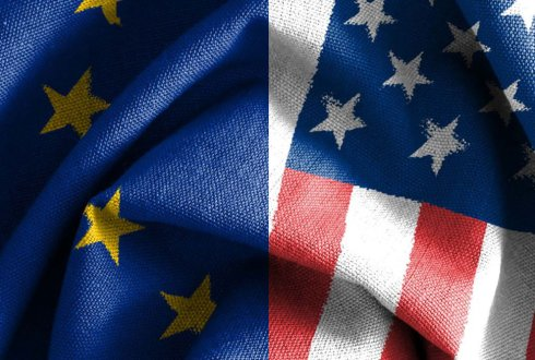 EU and US communicate differently about biobased content products