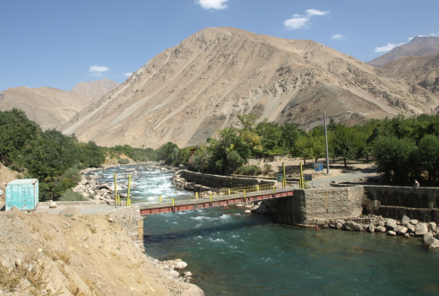 Quantifying the Impact of Socio-economic Development and Climate change on Escherichia Coli Concentrations in The Pakistani Kabul River
