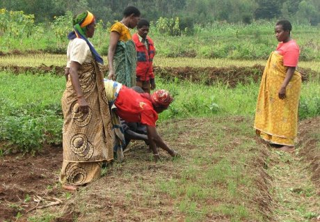 Knowledge leads to motivated people: WUR and integrated farm planning in Burundi