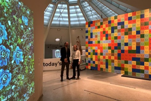 WUR contributes to Guggenheim exposition