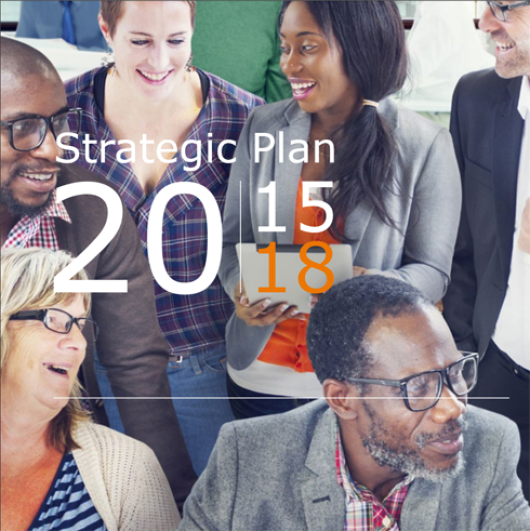 Flip through the Strategic plan Wageningen University & Research 2015 - 2018