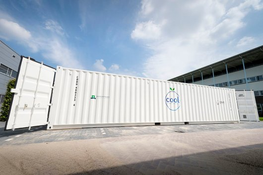Mobiele onderzoeksfaciliteit COOL - Research on the Move