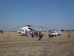 Humanitarian organisations in South Sudan