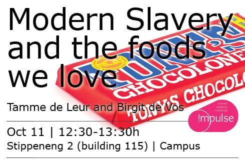 Modern Slavery and the Foods We Love