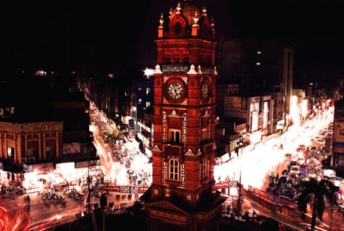 HI-AWARE Photo Story: Warm Nights in Faisalabad, Pakistan