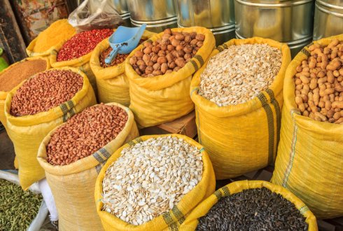 Harvesting nutrition. Grain legumes and nutritious diets in sub-Saharan Africa