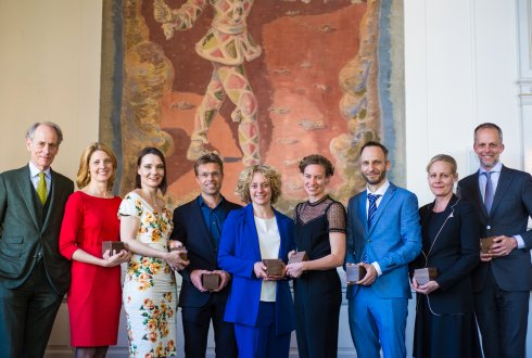 WUR historian Ewout Frankema receives Ammodo Science Award 2019