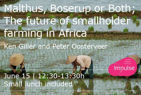 Malthus, Boserup or Both; The future of smallholder farming in Africa