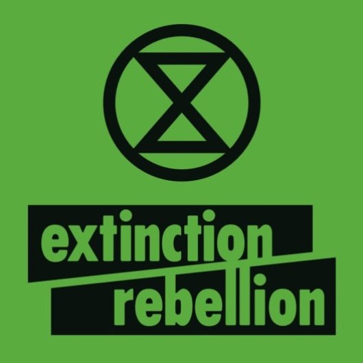 Logo extinction rebellion