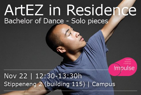 ArtEZ Bachelor of Dance- 22nd of November