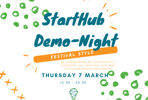 StartHub Demo-Night for students