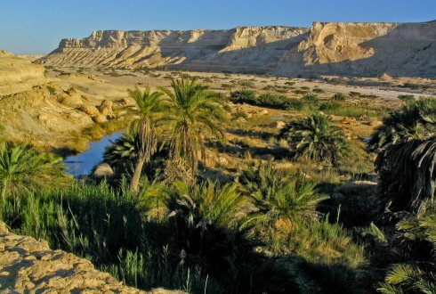 Agreement with Oman signed on Water Management