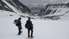 Arctic expedition to Svalbard