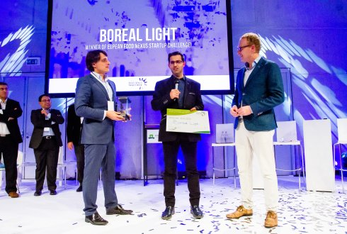 Boreal Light is Europa's beste startup in food & agtech