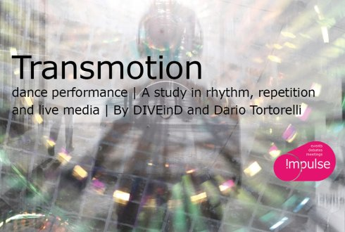 Transmotion | dance performance - A study in rhythm, repetition and live media
