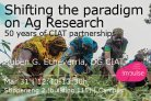 Shifting the paradigm on Ag Research for development impact