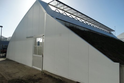 Chinese Solar Greenhouse