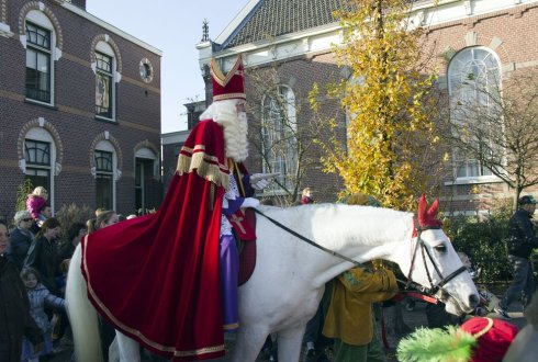 Sinterklaas arrives in Wageningen @ HArbour Wageningen | Wageningen | Gelderland | Netherlands
