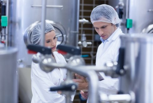 A new European project will implement innovative food processing technologies