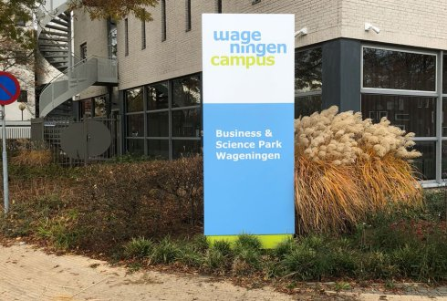 Business & Science Park Wageningen to improve business climate