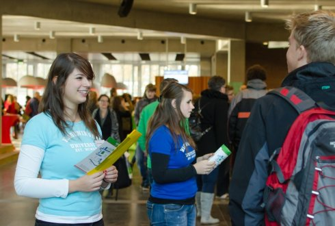 open dag wageningen university