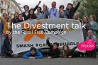 The Divestment talk | by the Fossil Free Campaign