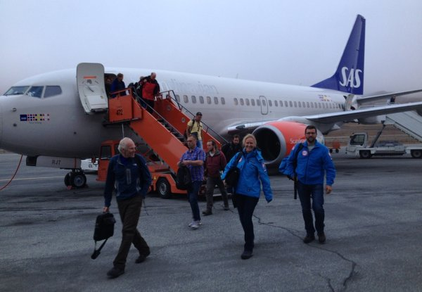 Blog: Expedition Svalbard: We started our expedition