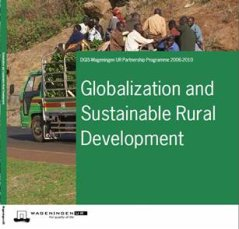 Publication Globalization and Sustainable Rural Development (pdf)