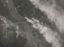 75 Years Liberation in aerial photographs
