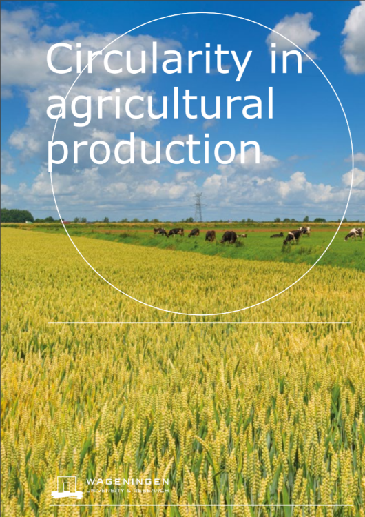 Circularity in agricultural production