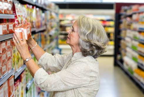 Understanding heterogeneity in decision-making among elderly consumers: The case of functional foods