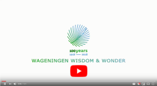 Video 100 years WUR