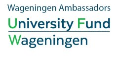 The Wageningen Ambassadors are prominent alumni who hold a key position in government or industry and who are very fond of Wageningen. With donations of many other alumni, University Fund Wageningen contributes to the celebrations of 100 years WUR.