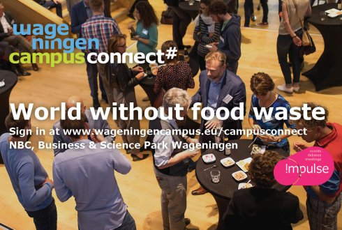Campus connect - World without food waste