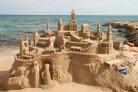 Sandcastle Building Contest