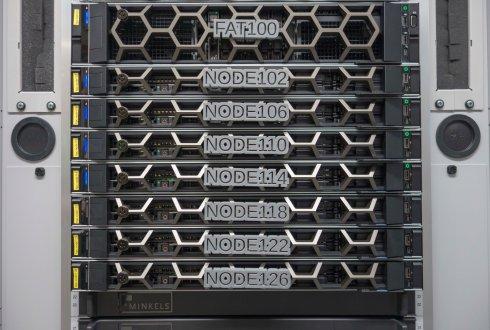 High Performance Computing Cluster (HPC) Anunna - WUR