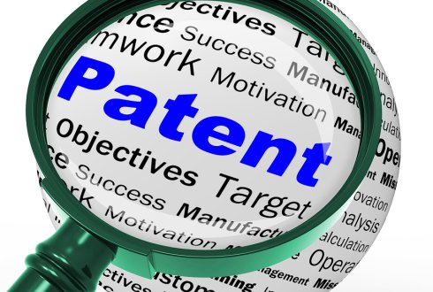 finding patents wur