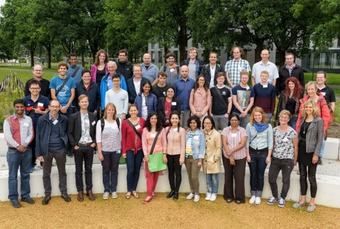 Summer school Plant Phenotyping 2016